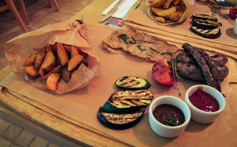 Bon Appetit: №301: Ресторан «IL Patio» / «Иль Патио», пр-т Независимости, 22 (Минск)