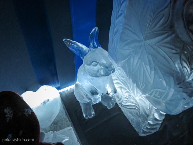 Ледяной кролик