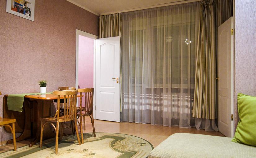 Bon Voyage: №27: 2-комнатная квартира, пр-т Независимости, 52-4 (Минск)