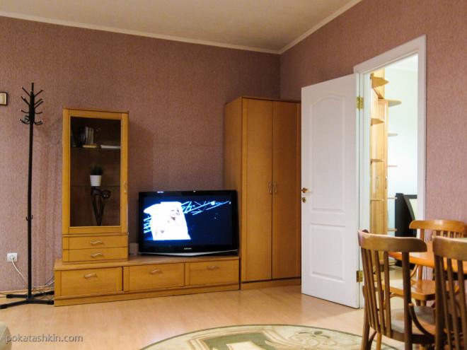 2-комнатная квартира, пр-т Независимости, 52-4 (Минск)