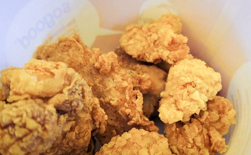 Bon Appetit: №311: Ресторан «KFC Экспобел» (Минск)