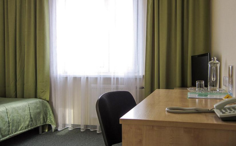 Bon Voyage: №28: Гостиница «Спорт Тайм» / Sport Time Hotel ** (Минск)