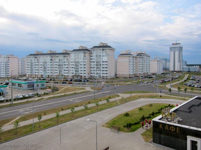 Гостиница «Спорт Тайм» / Sport Time Hotel ** (Минск)