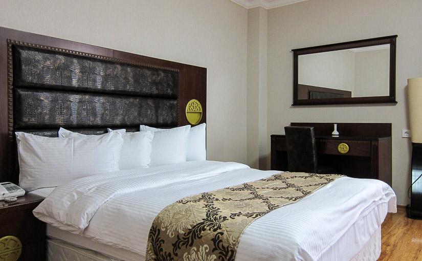 Bon Voyage: №29: Era Palace Hotel **** (Батуми)
