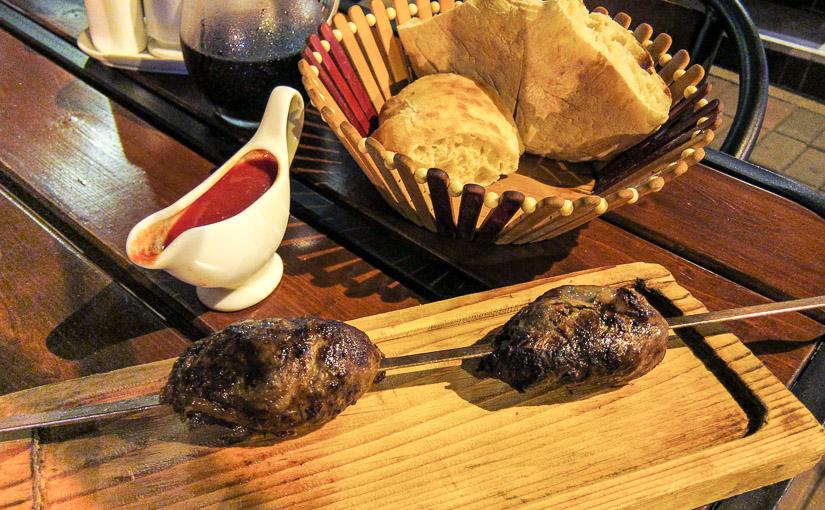Bon Appetit: №316: Ресторан «Sachashnike» (Батуми)