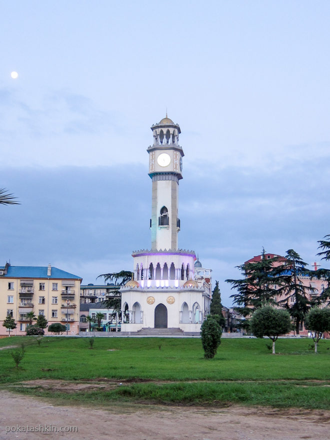 Батуми. Башня Чачи