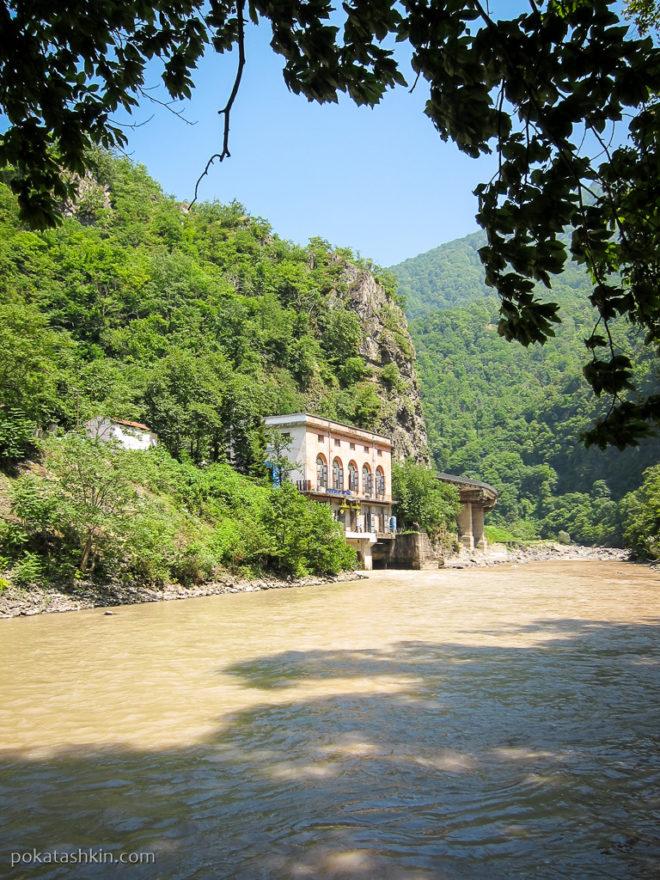 Река Аджарисцкали