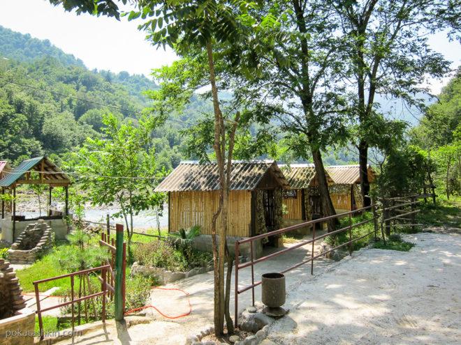 Ресторанчик в селе Мачахела