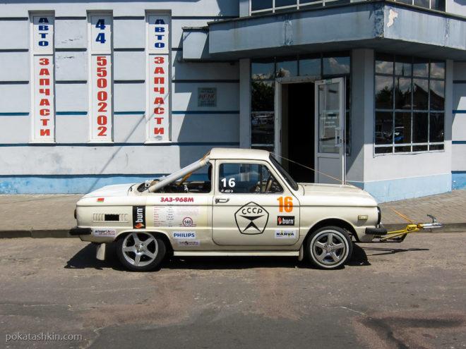 "ЗАЗ-968М ""Запорожец"""
