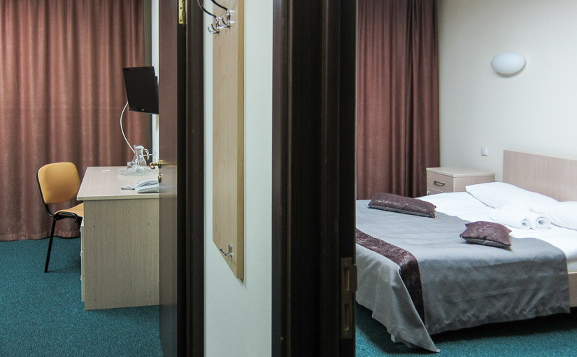 Bon Voyage: №30: Гостиница «АйТи Тайм» / IT Time Hotel ** (Минск)