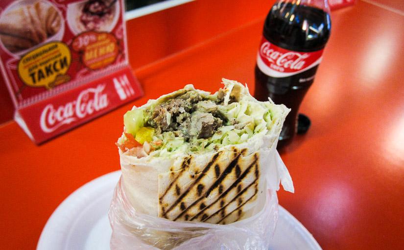 Bon Appetit: №321: Кафе «Донер Кебаб» / «Döner Kebab» (Минск)