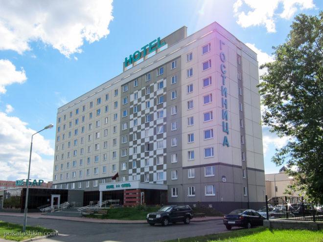 Гостиница «АйТи Тайм» / IT Time Hotel (Минск)