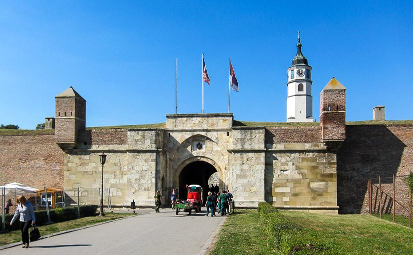 Белград. День 2. Белградская крепость и парк Калемегдан