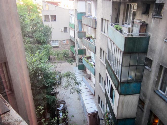 Белградский двор