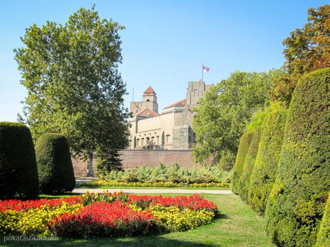 Белградская крепость и парк Калемегдан