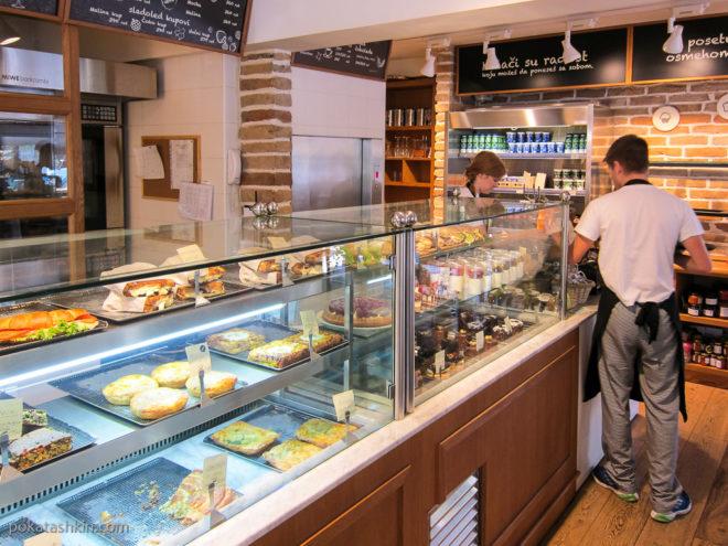 Пекарня «Coffee Cake Bakery» (Белград)