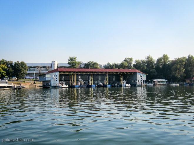 База водной полиции