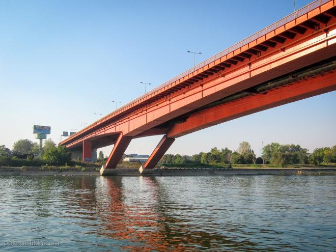 Мост Газела