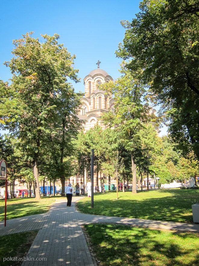 Ташмајдански парк