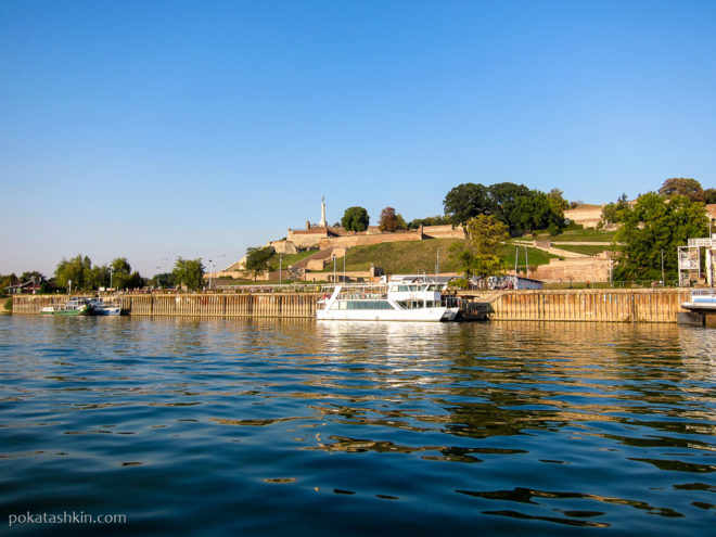 Белградская крепость