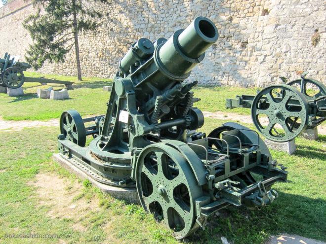Škoda 30.5 cm Mörser M. 11