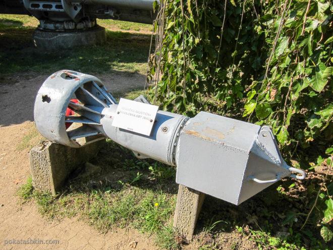 Немецкий акустический минный трал GBT (MAL)