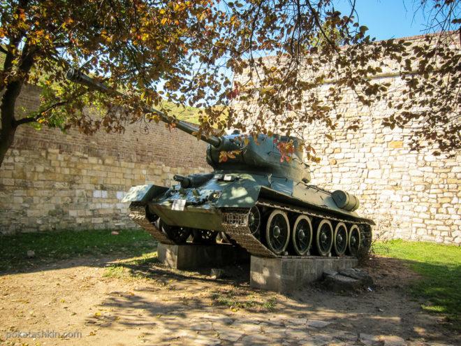Югославский средний танк A1