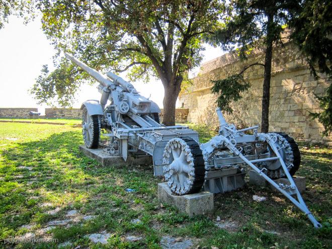 Военный музей в Белрадской крепости