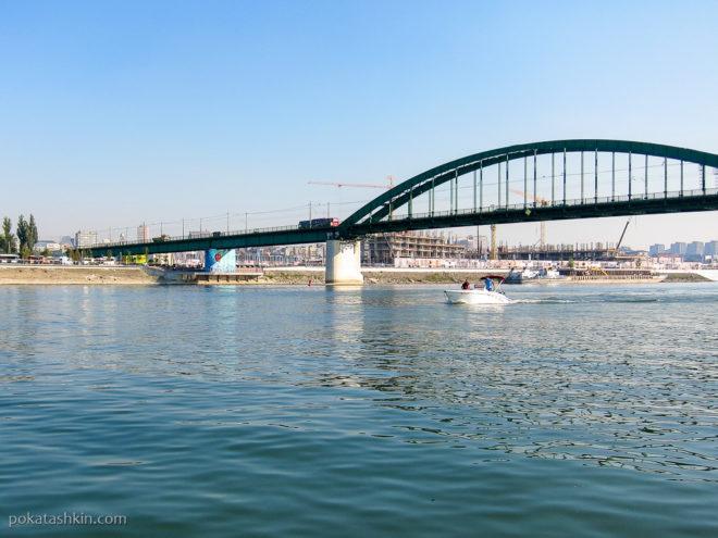 Старый савский мост