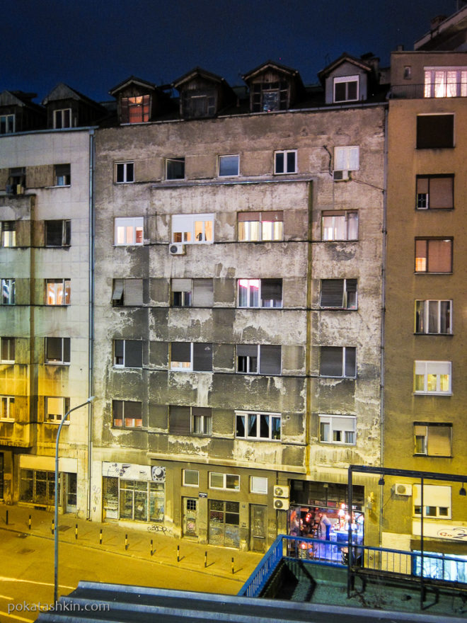 1-комнатная квартира, Црногорска, 7 (Белград)
