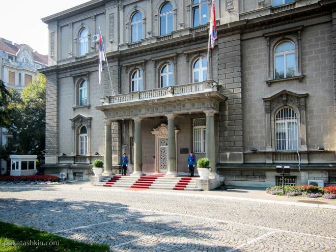 Председништво Сербии