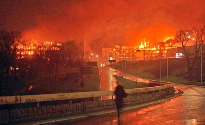 Бомбардировки НАТО в 1999 году