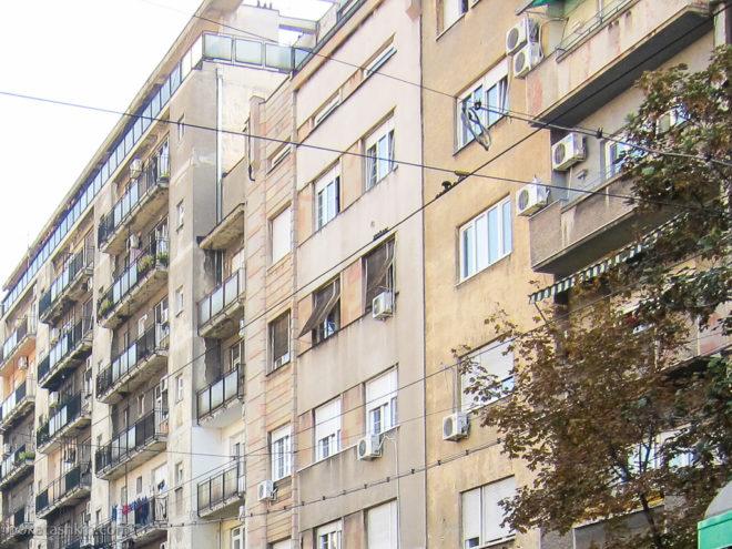 Ролеты на окнах в Белграде
