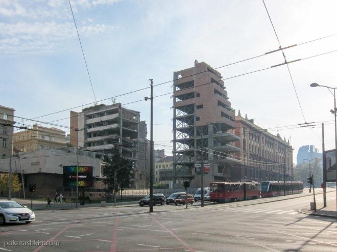 Белград: Эхо войны