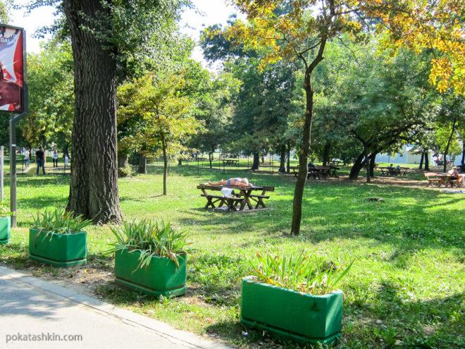Парк Ада Циганлия