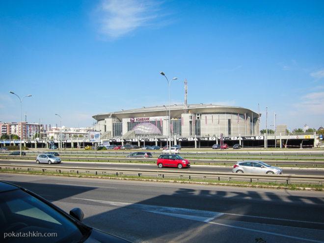 Белградская арена (Комбанк арена)