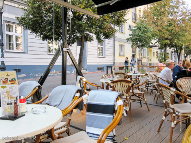 Кафе «Pozorište» (Белград)