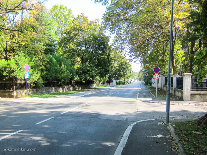 Улица Ужичка