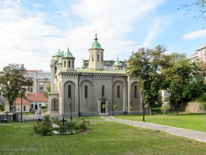 Вознесенкая церковь (Вазнесењска црква)