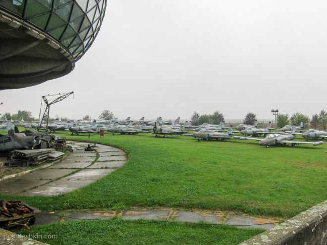 Музей воздухоплавания (Белград)
