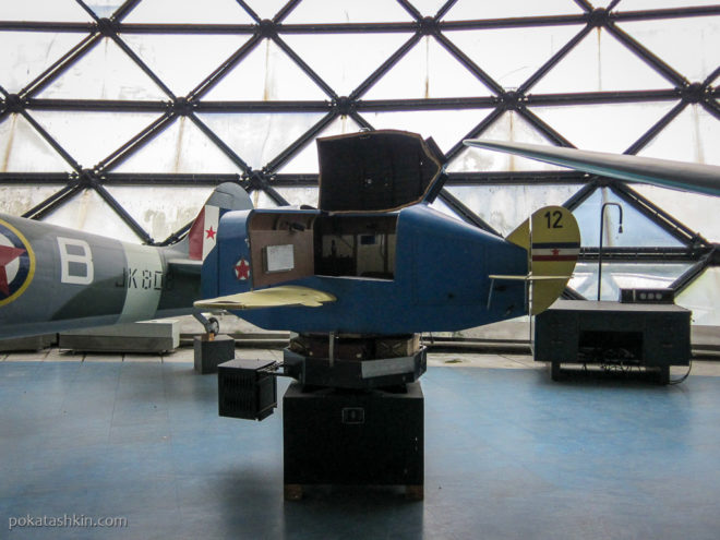 Авиационный тренажер Link Trainer AN-2550-1