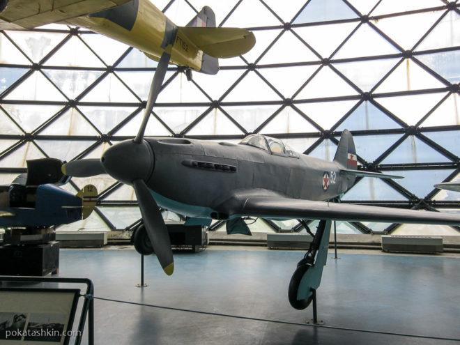 Советский лёгкий истребитель Як-3