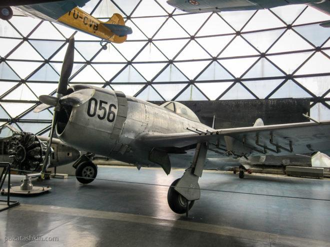 Republic F-47D-40-RA «Thunderbolt» (Рипаблик «Тандерболт»)
