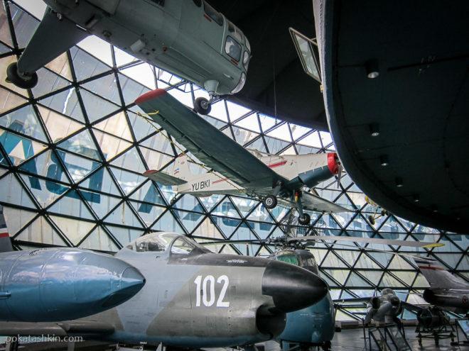 "Fieseler Fi-156C ""Storch"" (Фи́зелер Што́рьх)"