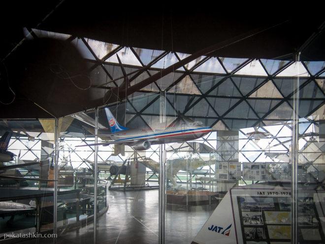 История гражданской авиации Югославии