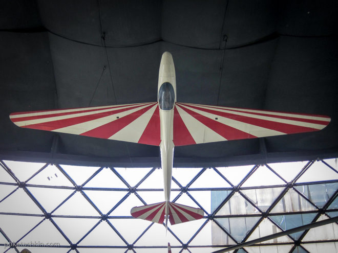 Музей воздухоплавания в Белграде