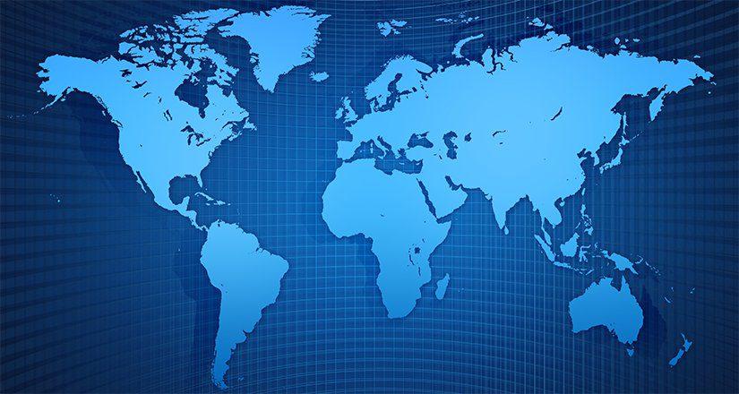 Знаете ли вы, какой вклад каждая из стран вносит в мировую экономику?