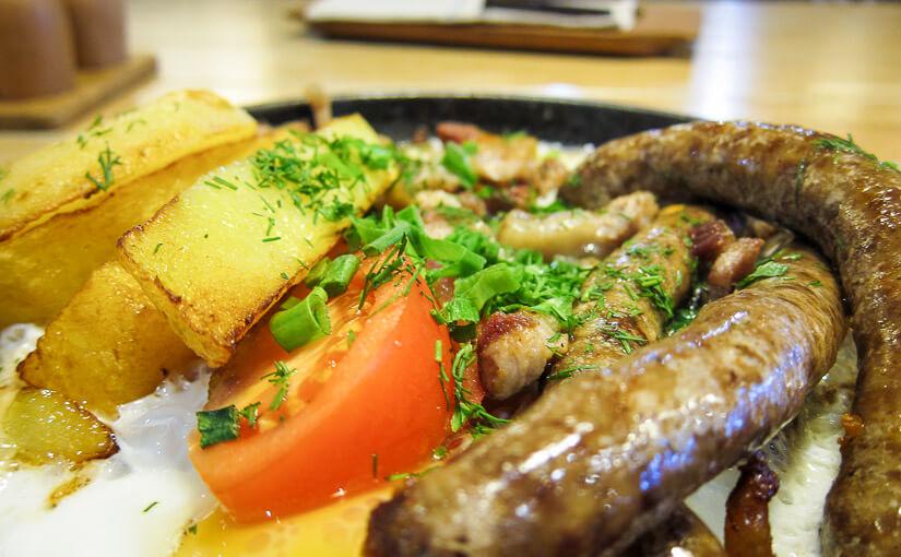 Bon Appetit: №331: Ресторан народной кухни «Васильки», ТЦ «Караван», ул. Налибокская, 1 (Минск)