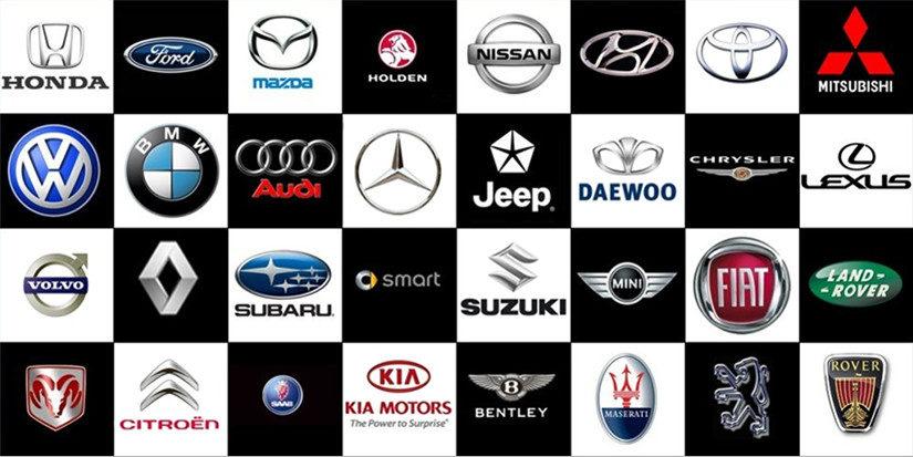 Знаете ли вы, каким компаниям принадлежат популярные автомобильные бренды?