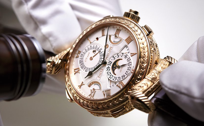 Как изготавливают швейцарские часы Patek Philippe Grandmaster Chime Ref. 5175